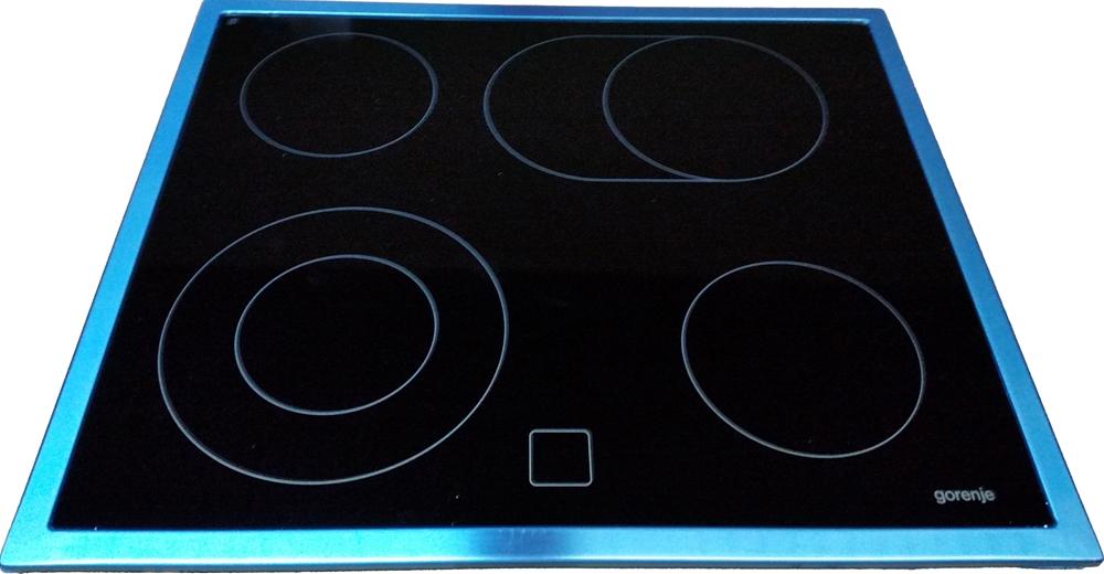Glaskeramikfläche für Kochfeld ECD 620 EX, GORENJE 238456